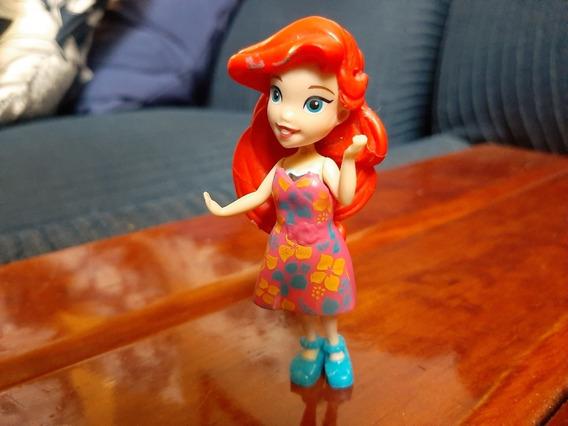 Sirenita Ariel Con Vestido Casual De 8 Cms De Altura