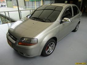 Chevrolet Aveo 1.6 Sedan