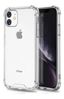 Capa Anti Impacto Transp iPhone 11 +brinde Película De Vidro