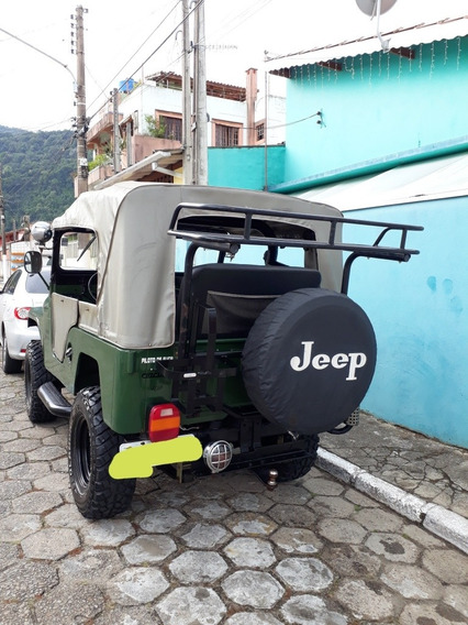 Ford Jeep Willys Ano 1957