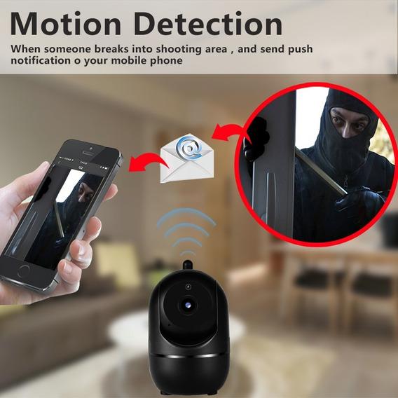 Micro-câmera Segurança E Vigilância Smart Wifi Cctv S/fio Hd 1080 P/entrega (vídeo)