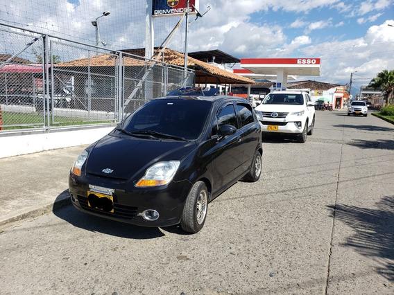 Chevrolet Spark Go 2009 Negro Perla