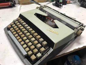 Máquina De Escrever Nisa Chechoslovakia