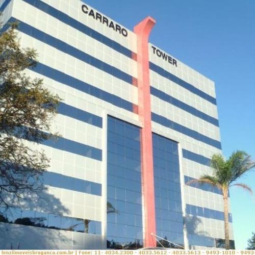 Salas Comerciais À Venda  Em Bragança Paulista/sp - Compre O Seu Salas Comerciais Aqui! - 856943
