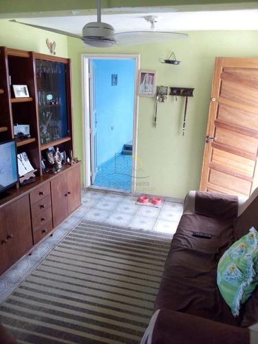 Casa Com 3 Dorms, Catiapoa, São Vicente - R$ 320 Mil, Cod: 1947 - V1947