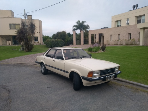 Ford Taunus Ghia 100% Original