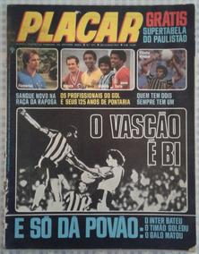 1977 Revista Placar Nº 371 Ed Abril Tabela Do Paulistão