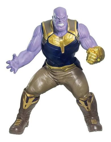 Boneco Thanos Avengers Guerra Infinita - Mimo