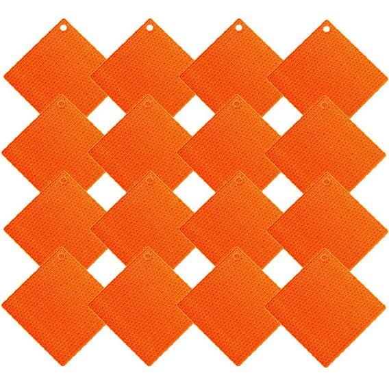 Kit Descanso De Panela C/ 16 Unid Color