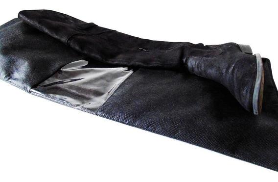 Kit Saquinho Tnt - 50 Sapato, 25 Bota Médio, 25 Bota Longo