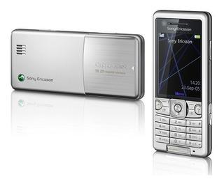 Sony Ericsson C510 - 3.2mp, 3g, Desbloqueado - Novo