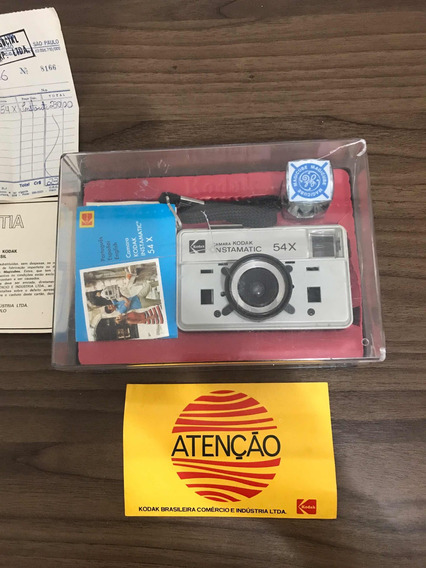 Camera Fotografica Antiga Kodak Anos 70