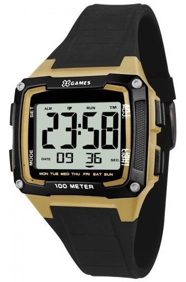 Relógio Xgames Xgppd098 Bxpx Masculino Dourado - Refinado