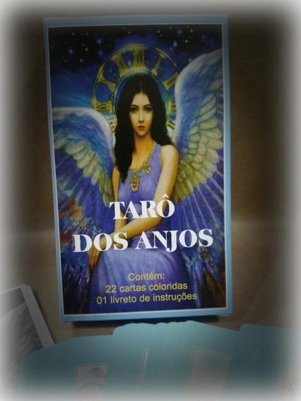 Taro Dos Anjos Lançamento 22 Cartas + Livreto