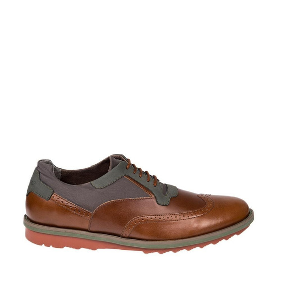 Zapato Casual Aretina 5780 Id 825187 Cafe Para Hombre