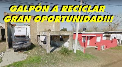 Venta De Lote Con Construccion - Oportunidad Unica