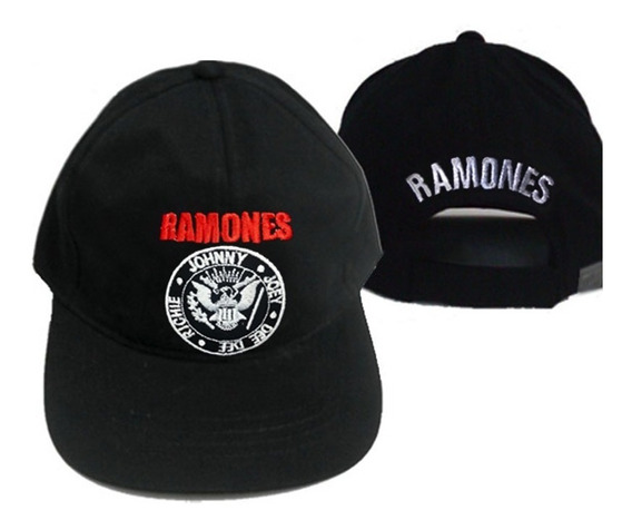 Boné Ramones - Logo