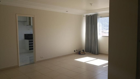 Apartamento Em Marapé, Santos/sp De 96m² 2 Quartos Para Locação R$ 2.600,00/mes - Ap271833