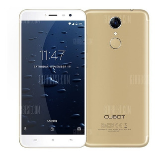 Cubot Note Plus 4g - 3gb/32gb (dourado/preto)