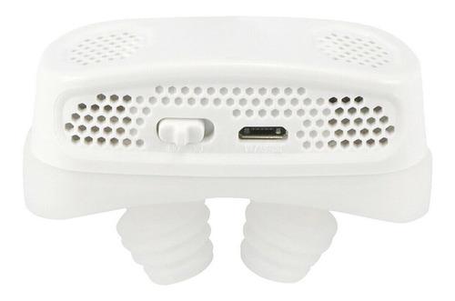 Imagen 1 de 6 de Micro Cpap Dispositivo Antirronquidos Para Apnea Del Sueño