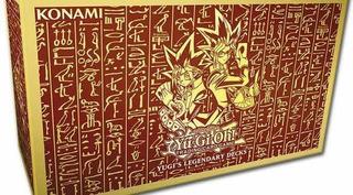 Yugioh Legendary Decks 1 Con Envío Incluido+ Msi Original