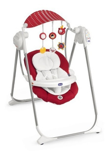 Columpio Polly Swing Up Scarlet Chicco