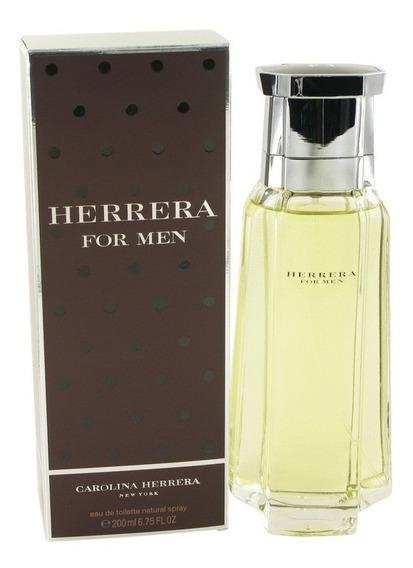 Carolina Herrera For Men Tradicional 200ml - Masculino