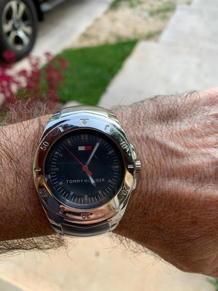 Relógio Tommy Hilfiger Masculino Original - Aço Inox