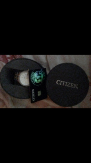 Reloj Citizen Classic Original Con Fechador Bi0984-59a