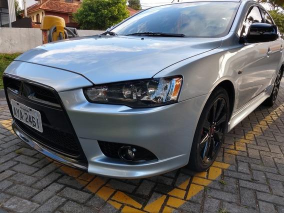 Mitsubishi Lancer 2.0 Gt Awd Cvt 4p 2014