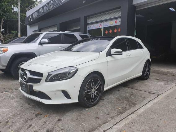 Mercedes Benz Clase A 200 Paq Amg Aut Sec 2016 1.6 Fwd 816