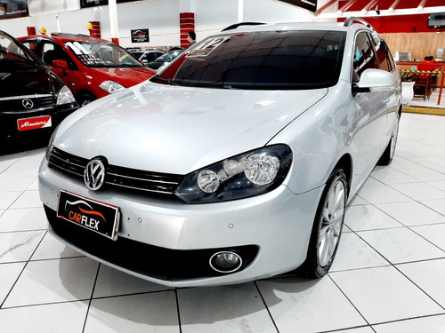 Volkswagen Jetta Variant 2.5 20v 170cv Tiptronic 2012 Prata