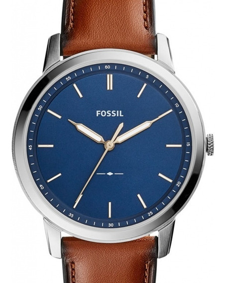 Relógio Fossil Masculino Minimalist - Fs5304