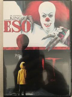 Dvd It / Eso / De Stephen King / Incluye Version 1990 Y 2017