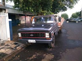 Caminhão Ford F4000 91 Mwm 229 Turbinada Direção Hidraulica