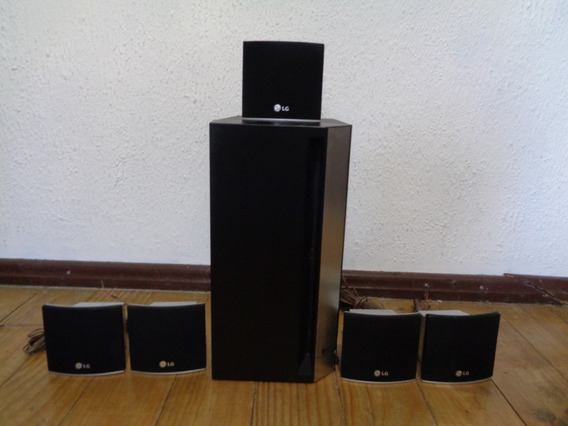 Caixa Surround LG _ Sub Woofer