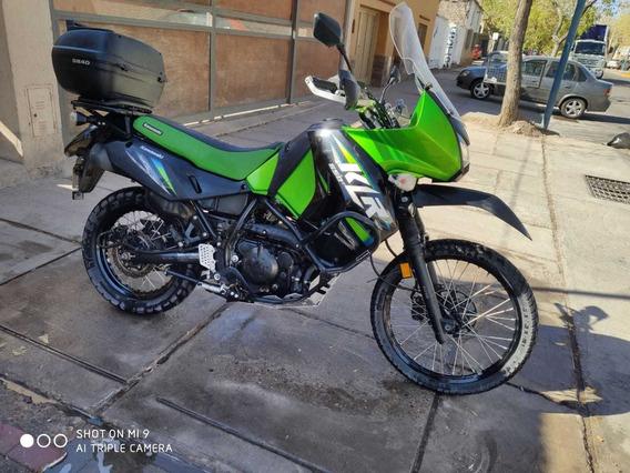 Kawasaki Klr 650 Mod. 2014 Verde Impecable