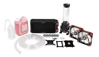 Kit Water Cooling Tt Pacific Rl240 Thermaltake