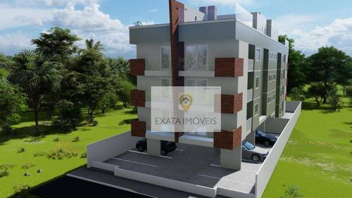 Lançamento! Apartamentos Com Elevador, Á 100m Da Orla De Costazul/ Rio Das Ostras! - Ap0504