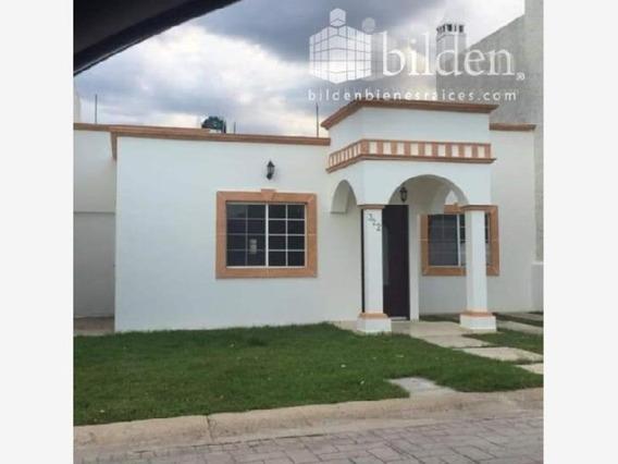 Casa En Venta En Fraccionamiento Colinas Del Saltito