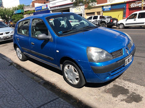 Renault Clio 1.2 F2 Authentique Ca 2005 Exelente Estado
