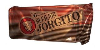 Alfajores Argentinos Jorgito X 6 Unidades - Argentop Store