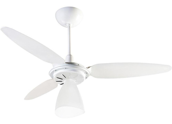 Ventilador De Teto Wind Light Branco Ventisol