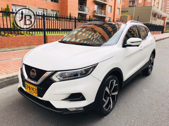 Nissan Qashqai Exclusive 4x4 Tp 2.0 Ct Abs