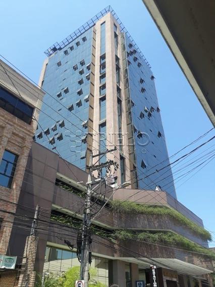 Venda-sala Comercial - Helbor Tower - Centro- Mogi Das Cruzes-sp - V-2832