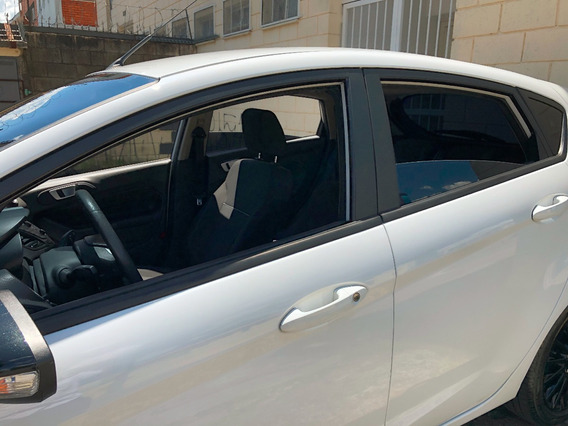 Ford Fiesta 2017 1.6 16v Sel Style Flex 5p Br