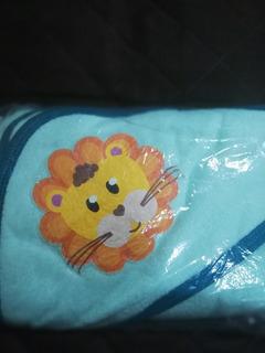 Cobertor Para Bebe De Leon