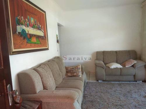 Casa Com 4 Dormitórios À Venda, 152 M² Por R$ 570.000,00 - Jardim Hollywood - São Bernardo Do Campo/sp - Ca0265