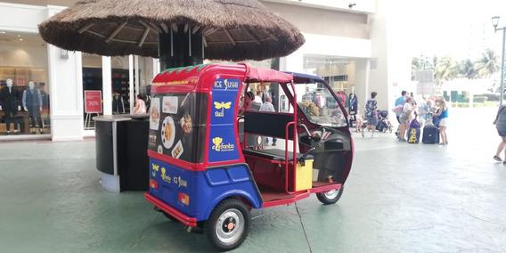 Moto Taxi Eléctrico Incluye Baterias Circula Diario
