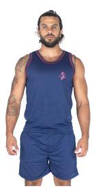 Kit 5 Pijama Masculino Curto Regata Short Camisa Atacado 007